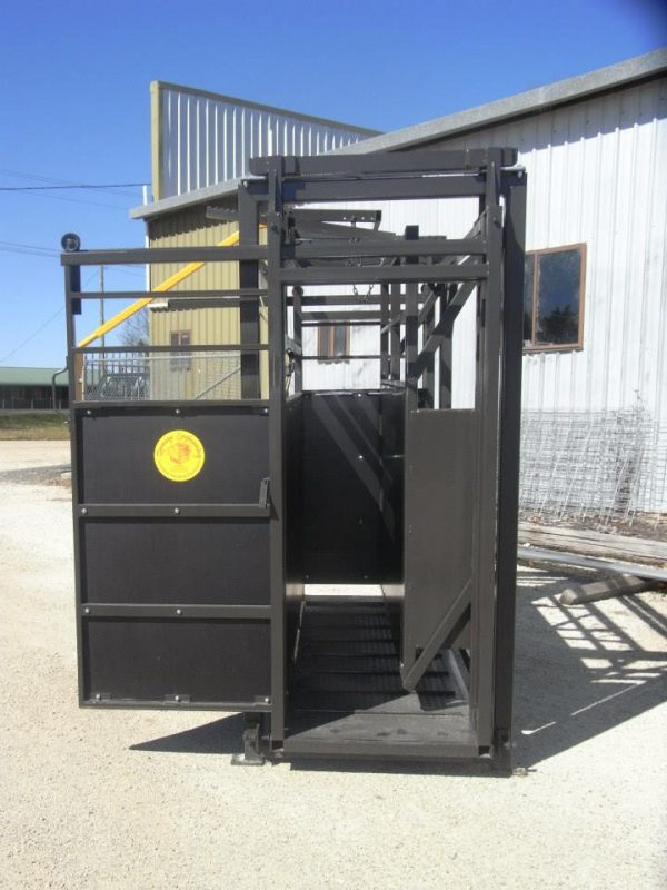 Ramage Engineering Suspended Weigh Crate 02
