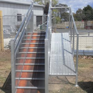 Ramage Engineering Sheep Loading Ramp 01